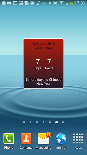 Countdown to Chinese New Year