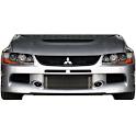 Mitsubishi Evolution (Evo) IX logo