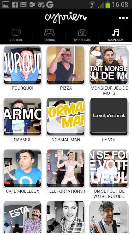 Cyprien android apps on google play - Dessin de cyprien ...