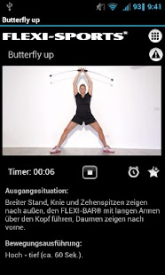 FLEXI-BAR & XCO Workout - screenshot thumbnail