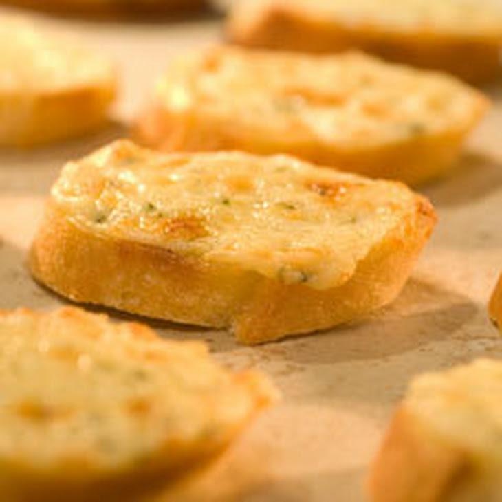 Asiago Toasts Recipe