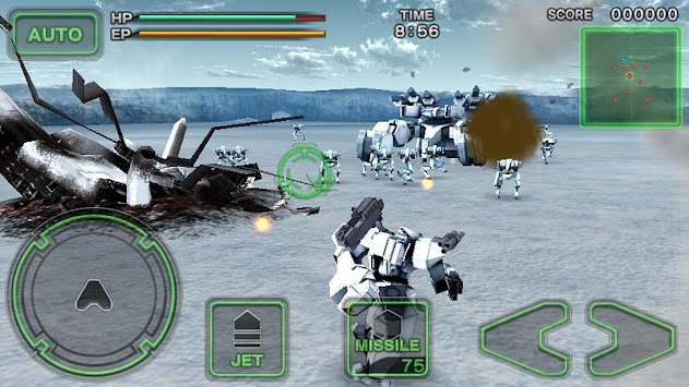 Destroy Gunners SP / ICEBURN!! apk screenshot