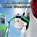 LA Electric Gas Stations