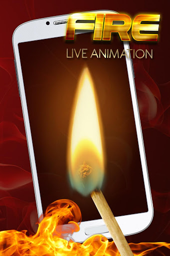 Fire live animation