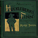 Adventures Of Huckleberry Finn logo