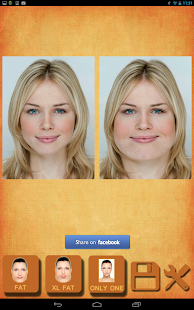 Fatten Face - Fat Face APK Descargar