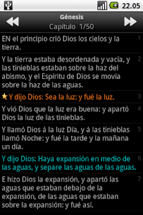 Santa Biblia (Holy Bible)- screenshot thumbnail
