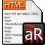 HTMLSnippets – AndRemotePlugin logo
