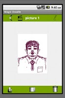 Screenshot of Magic Doodle Free