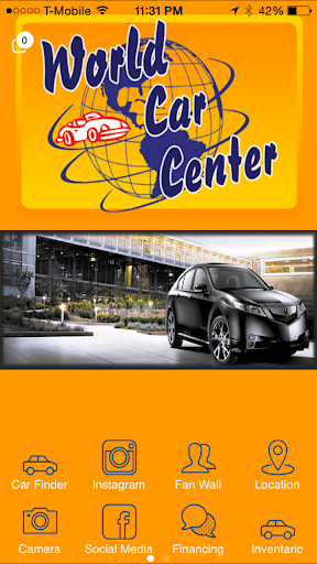 World car Center