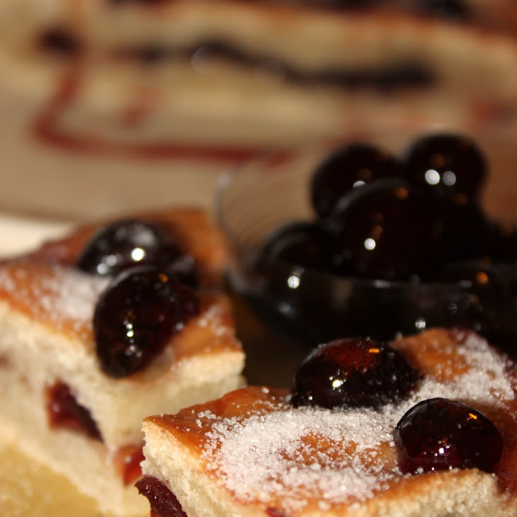 Black Cherry Sandwich Recipe
