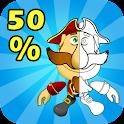 Percent & Smart Pirates icon