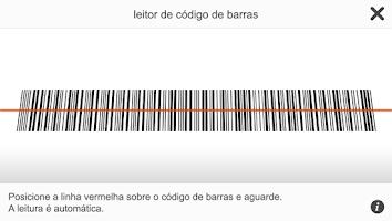 Screenshot of Itaú