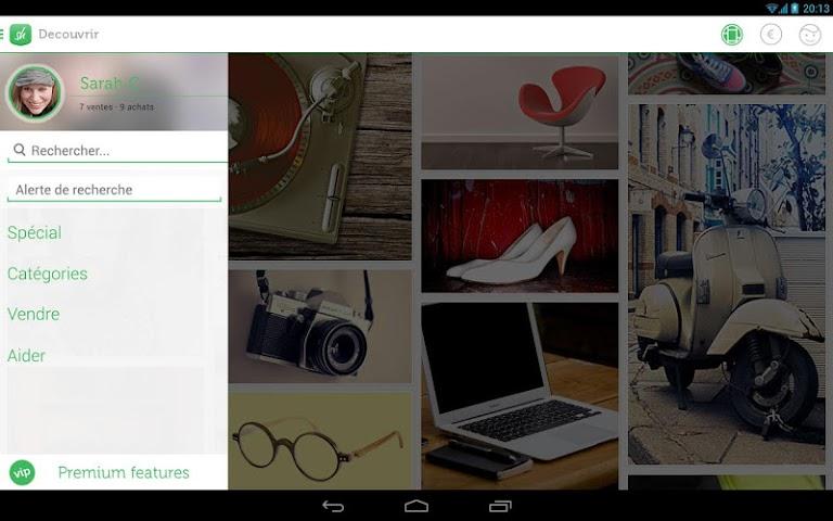 android Shpock Flohmarkt Kleinanzeigen Screenshot 5