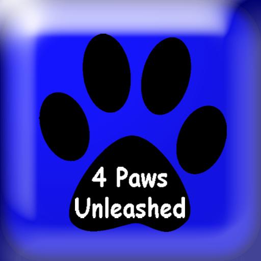 4 Paws Unleashed LOGO-APP點子