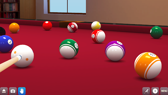 Pool Break Lite - 3D Billiards - screenshot thumbnail