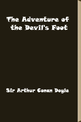 Adventure of the Devil's Foot - screenshot