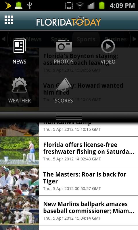 FLORIDA TODAY - screenshot