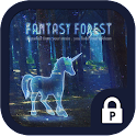 Fantasy forest Protector Theme icon