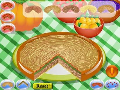 比薩裝飾烹飪遊戲