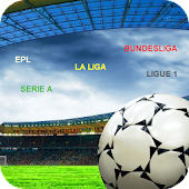 Top Soccer Leagues Live Score