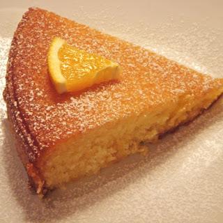 Orange Cake - My mother's