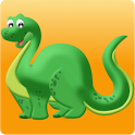 Dinosaur names & their images icon