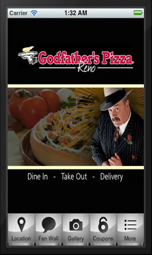 Godfather's Pizza Reno