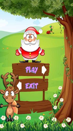 christmas cartoon memory game