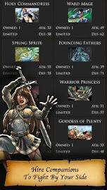 Age of Legends: Kingdoms RPG Screenshot 4