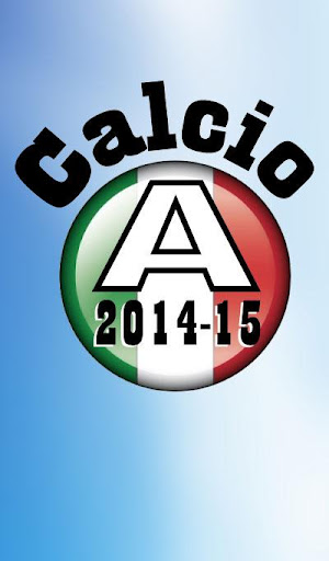 Calcio A 2014-2015