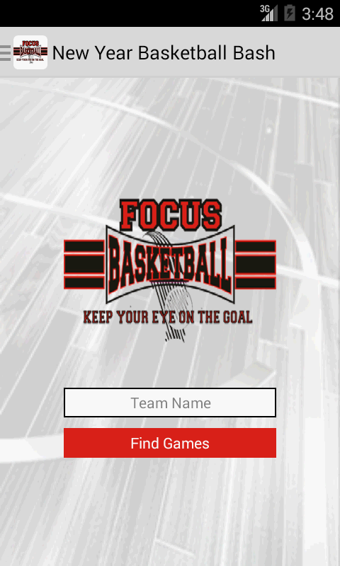 Focus Basketball- screenshot