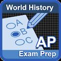 AP Exam Prep World History icon