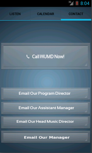 WUMD College Radio