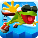 Frog on Ice Full icon