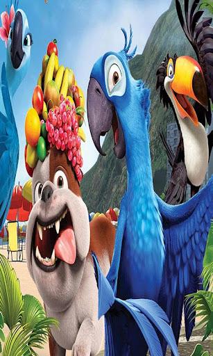 Bird Rio Wallpaper
