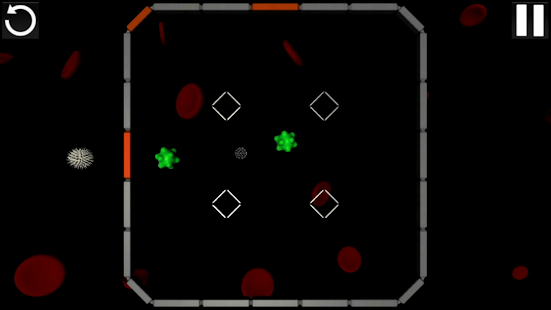 Virate: Physics Puzzle Game - screenshot thumbnail