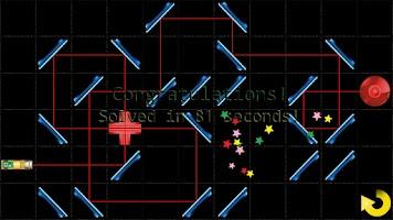 Screenshot of Laser Reflections
