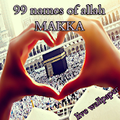 names of Allah LWP(makka)