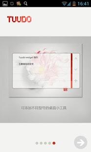 Tuudo - screenshot thumbnail