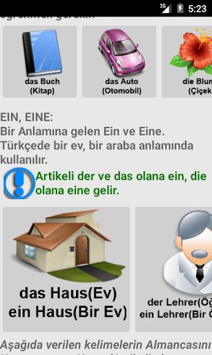Almanca Öğreniyorum - MRHA