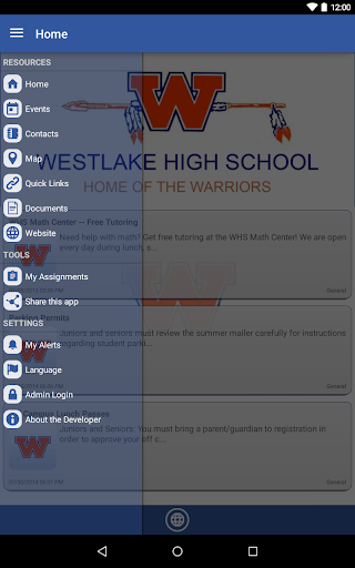 【免費教育App】Westlake High School-APP點子