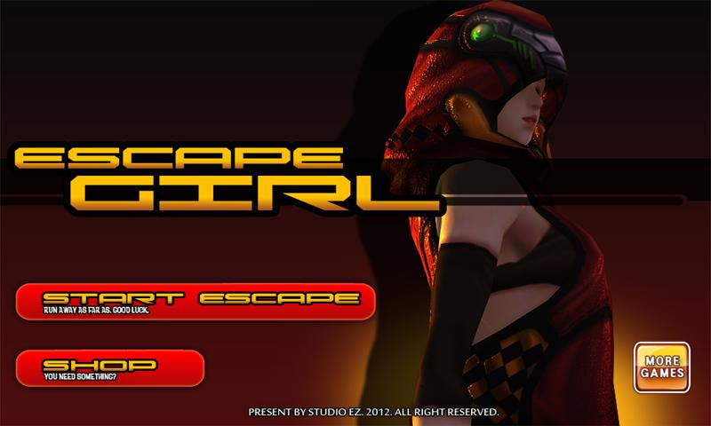 Escape Girl - screenshot
