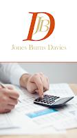 Screenshot of Jones Burns & Davies