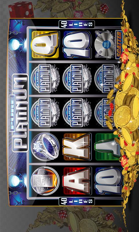 Platinum Play Casino - screenshot