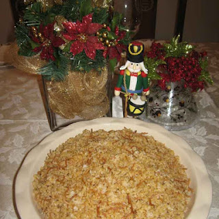 "Cracked Wheat ""Bulgur"" Pilaf Recipe"