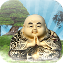 Happy Buddha Inspirational App logo