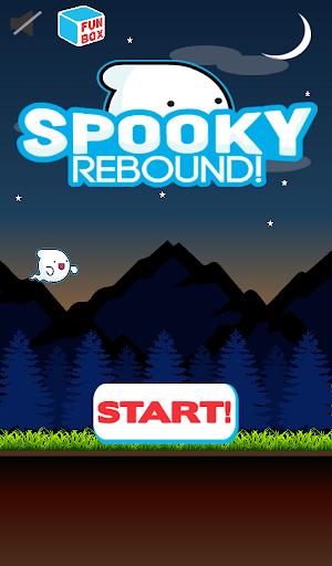 Flappy Ghost - Spooky Rebound