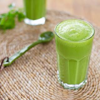 3-Ingredient Green Smoothie Recipe