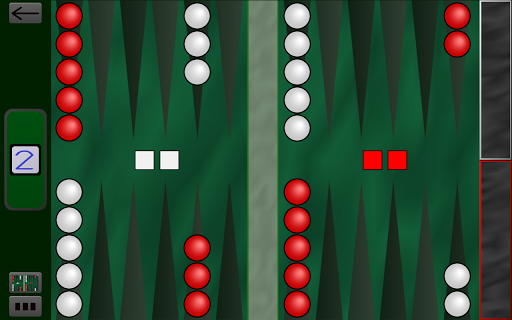 Freeform Backgammon